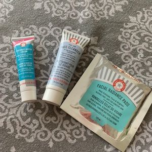 First Aid Beauty skincare bundle
